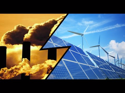 Traditional Vs Alternative Energy By Ethan B Letters To