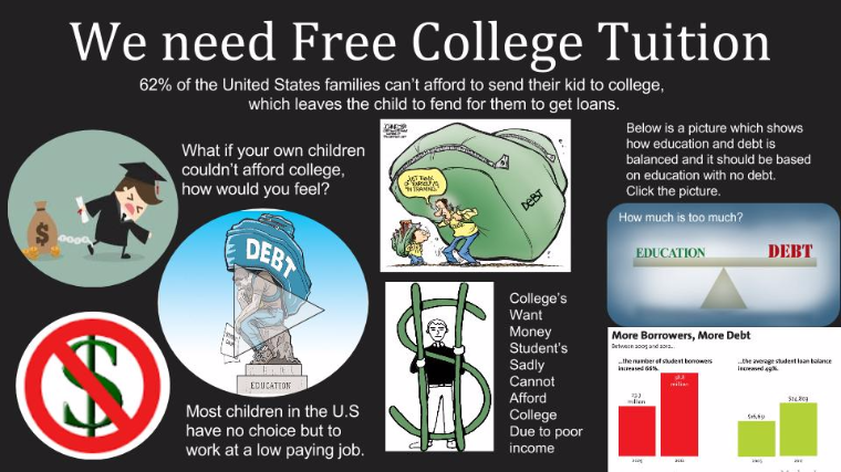 why college can t be free