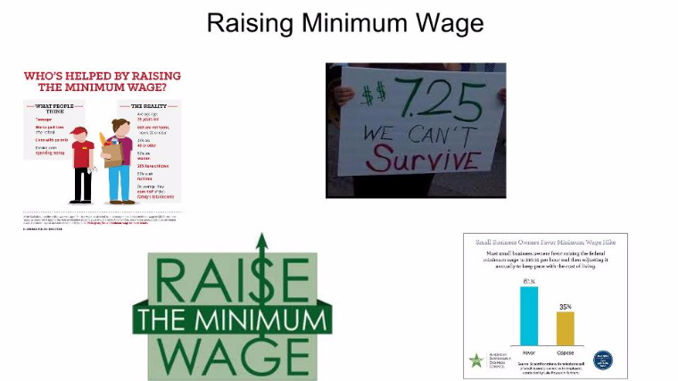 the minimum wage and why we