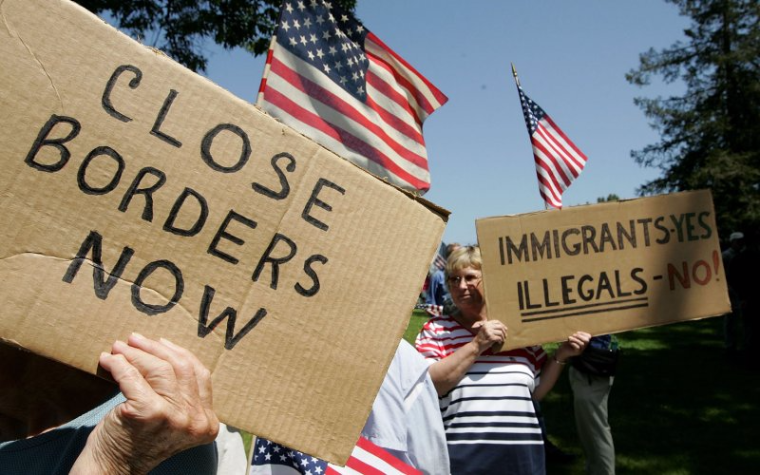 the influence of immigration in america