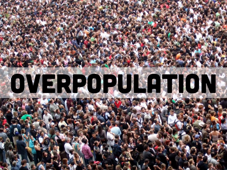 Impact of overpopulation school speech